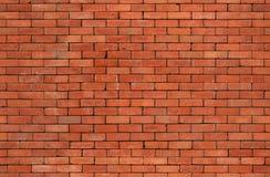 Struttura senza giunte del muro di mattoni Fotografia Stock