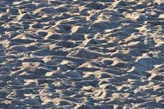 Struttura senza giunte della sabbia Fotografia Stock