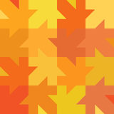 Struttura senza giunte di autunno Immagine Stock