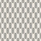 Struttura senza giunte di vettore Modello di zigzag moderno illustrazione di stock