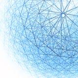 struttura sferica 3d royalty illustrazione gratis