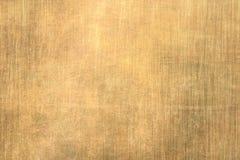 struttura spazzolata del metallo dell'oro illustrazione vettoriale