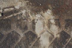 Struttura sporca del pavimento Immagini Stock