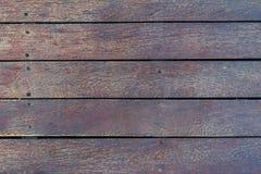 Struttura a strisce dei bordi di legno anziani fotografie stock libere da diritti