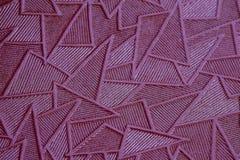 Struttura strutturata marrone rossiccio della pelle Fotografie Stock