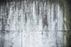 Struttura sudicia del muro di cemento di lerciume fotografia stock