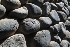 Struttura sulla parete della pietra Immagine Stock