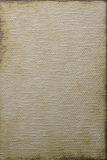 Struttura - tessile della tela di canapa dell'annata Fotografie Stock