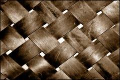 Struttura tessuta Fotografie Stock
