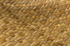 struttura tessuta della paglia immagini stock libere da diritti