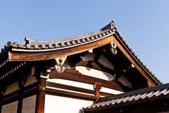 Struttura del tempio giapponese fotografie stock