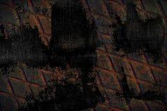 Struttura ultra arancio dell'acciaio inossidabile di lerciume, fondo del ferro per uso del progettista Fotografia Stock Libera da Diritti
