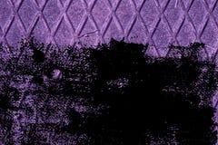 Struttura ultra porpora sporca dell'acciaio inossidabile di lerciume, fondo del ferro per uso del progettista Fotografia Stock
