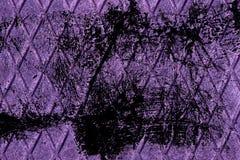 Struttura ultra porpora sporca dell'acciaio inossidabile di lerciume, fondo del ferro per uso del progettista Fotografia Stock Libera da Diritti