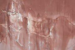 Struttura urbana della parete di lerciume del fondo Fotografia Stock