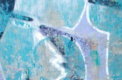 Struttura variopinta astratta della parete del cemento Fondo di lerciume Vecchio fondo della parete per progettazione Immagine Stock Libera da Diritti
