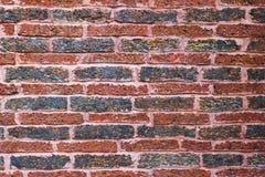 Struttura variopinta del muro di mattoni/fondo variopinto del muro di mattoni Fotografia Stock Libera da Diritti