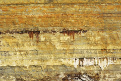 Struttura variopinta della roccia Fotografia Stock Libera da Diritti