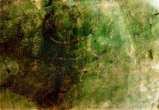 Struttura verde del grunge immagini stock libere da diritti