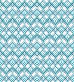 Struttura verde del modello di mosaico illustrazione di stock