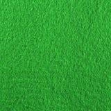 Struttura verde della moquette Fotografie Stock