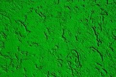 Struttura verde della parete Fotografie Stock