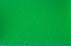 Struttura verde della spugna Immagine Stock