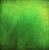 Struttura verde di Grunge Fotografia Stock Libera da Diritti