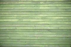 Struttura verde di legno di Odl Fotografia Stock Libera da Diritti