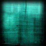 Struttura verde metallica Immagini Stock