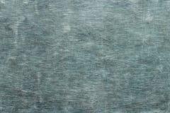 Struttura verde spazzolata del metallo Immagine Stock