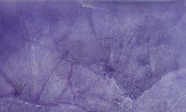 Struttura viola del ghiaccio Fotografie Stock Libere da Diritti