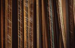 Strutture decorative di legno per le immagini Fotografia Stock Libera da Diritti