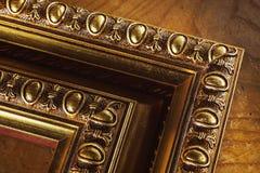 Strutture decorative di legno per le immagini Immagini Stock