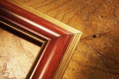 Strutture decorative di legno per le immagini Immagine Stock Libera da Diritti
