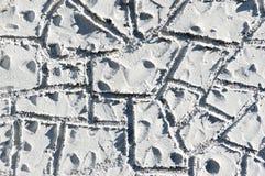 Strutture del cemento Immagini Stock
