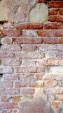 Strutture del muro di mattoni di decadimento immagini stock libere da diritti