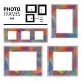 Strutture della foto Fotografia Stock
