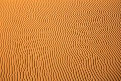 Strutture della sabbia Fotografia Stock
