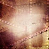 Strutture di film Fotografia Stock