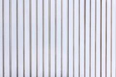 Strutture di legno bianche Fotografia Stock