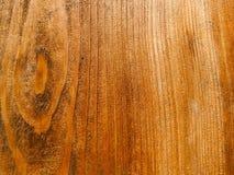 Strutture di legno di Brown Immagine Stock