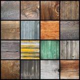 Strutture di legno differenti per la vostra progettazione Fotografie Stock Libere da Diritti