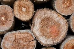 Strutture di riserva di legno Fotografie Stock