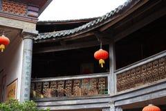 Strutture di terra del Fujian Fotografia Stock Libera da Diritti