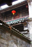 Strutture di terra del Fujian Immagine Stock