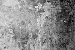 Strutture e crepe della parete Fotografia Stock
