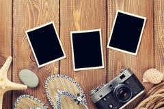 Strutture e oggetti della foto di vacanza e di viaggio Immagini Stock