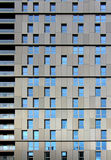 Strutture edili di vetro e d'acciaio Fotografie Stock Libere da Diritti