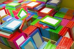 Strutture multicolori per le foto Fotografia Stock Libera da Diritti
